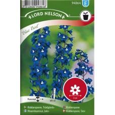 Trädgårdsriddarsporre, Blue Bird, blå